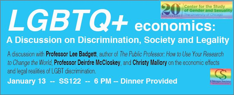 LGBTQ Economics Event