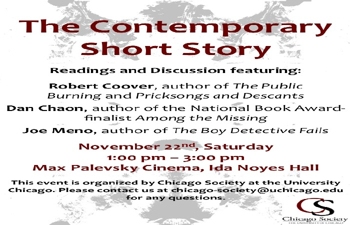 The Contemporary Short Story Event