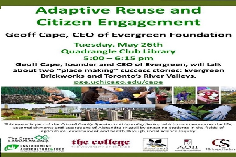 Adaptive Reuse and Citizen Engagement Event