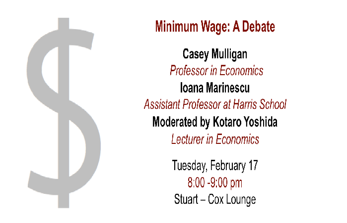 Minimum Wage: A Debate Event