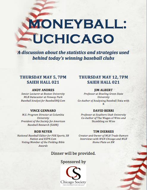 Moneyball: UChicago Event
